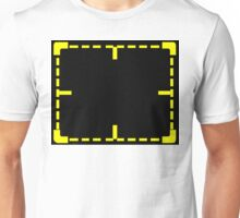 The Machine knows you know sticker alternative Unisex T-Shirt