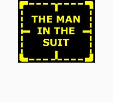 The Man in the Suit sticker alternative Unisex T-Shirt