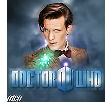 Doctor Who 50th Anniversary - Eleventh Doctor Photographic Print