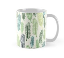 Palm tree botanical pattern Mug