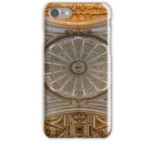 Cathedral Ceiling - Cordoba, Spain iPhone Case/Skin