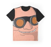 Tf2 - Engineer Graphic T-Shirt