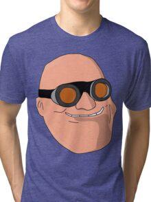 Tf2 - Engineer Tri-blend T-Shirt