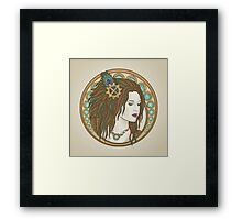 Spirit of the Steam Age Framed Print