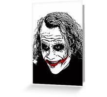 How about a magic trick? Greeting Card