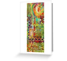 Supreme Blessings Greeting Card
