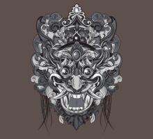 Mask Black & White | Unisex T-Shirt