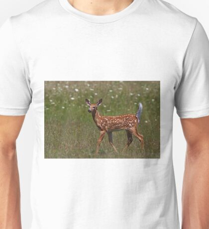 White-tailed deer - Fawn T-Shirt