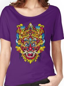 Mask_Color Women's Relaxed Fit T-Shirt