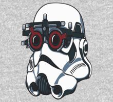 Stormtrooper Eyetest by Mr. Freeze