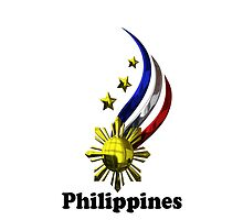 Philippine logo for iphone case by nhk999
