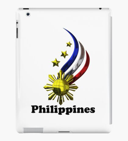 Philippine Logo for iPad iPad Case/Skin