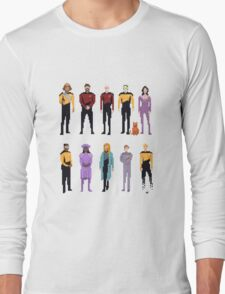 Pixel The Next Generation Long Sleeve T-Shirt