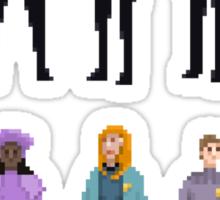Pixel The Next Generation Sticker