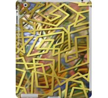 Labyrinths Of Mind iPad Case/Skin