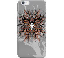 Pagan mandala 2 iPhone Case/Skin