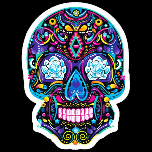 Happy Skull by candelakis