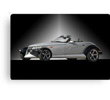 2000 Dodge Prowler Roadster Canvas Print
