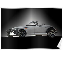 2000 Dodge Prowler Roadster Poster