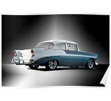 1956 Chevrolet Bel Air Coupe Poster