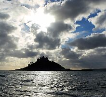 St Michael's Mount - Colour by Mike Honour