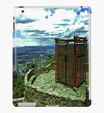 Bogotá, the capital district. iPad Case/Skin
