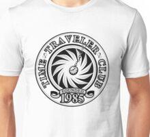 Time Traveler Club - 1985 Unisex T-Shirt