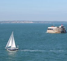 The Solent by Jack Butcher