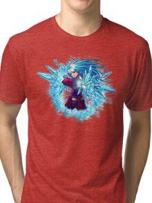 Ice Doll Tri-blend T-Shirt
