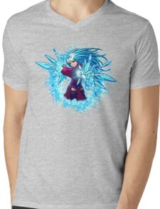 Ice Doll Mens V-Neck T-Shirt
