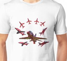 The RAF Red Arrows Unisex T-Shirt