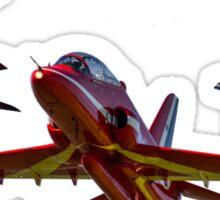 The RAF Red Arrows Sticker