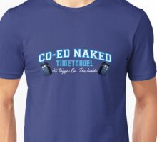 Naked Timetravel - Bigger Unisex T-Shirt