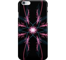 Intertwined Silks in Space iPhone Case/Skin