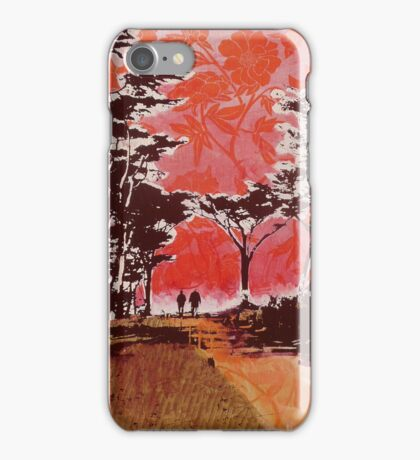 the vibrance of connectivity iPhone Case/Skin