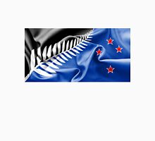New Zealand Flag 2015 Women's Fitted Scoop T-Shirt
