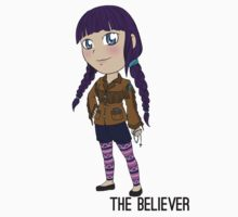 The Believer- Black by lovedly