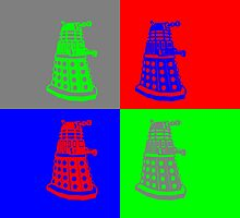 Dr Who - Daleks by Bastien13