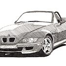 BMW Z3 by RikReimert