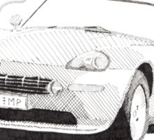 BMW Z8 Sticker