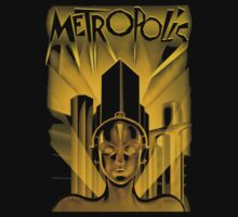 METROPOLIS GOLD by elmerfud