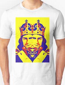 Laurence Olivier, double in Richard III Unisex T-Shirt