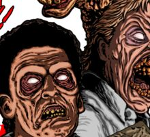 Evil Dead 2: Dead by Dawn - Artwork - I'll Swallow your soul! Sticker