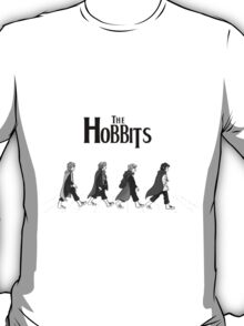 The Hobbit Beatles T-Shirt
