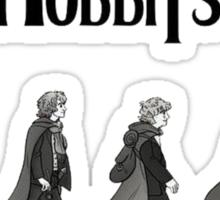 The Hobbit Beatles Sticker