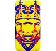 Laurence Olivier, double in Richard III iPhone Case/Skin