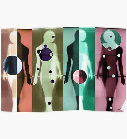 Body Language 8 Poster