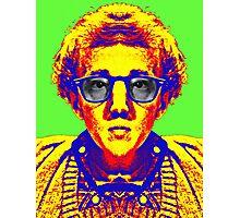 Woody Allen, alias Photographic Print