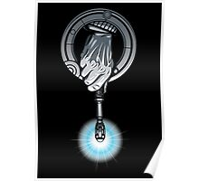 Hand of the 10th Time Lord Poster