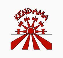 Kendama Sun, red Unisex T-Shirt